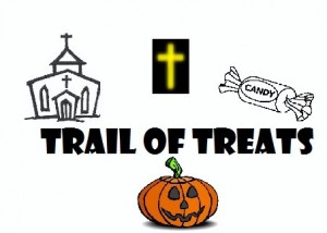 Trail of treats