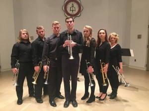 GWU Trumpet Ensemble